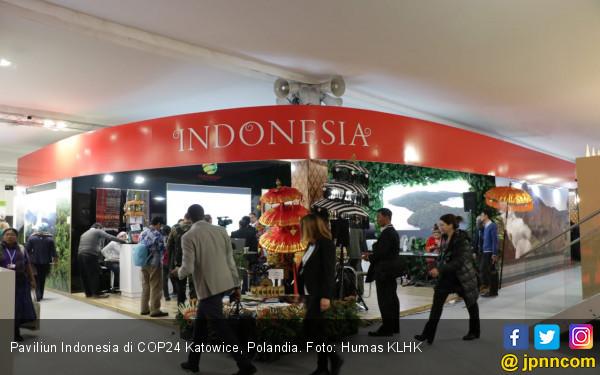 Pengendalian Perubahan Indonesia Dipaparkan di COP24 - JPNN.COM