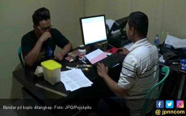 Polisi Sikat Bandar Pil Koplo di Kalangan Pelajar - JPNN.COM