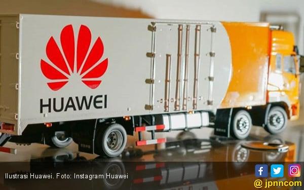Pendiri Huawei Mulai Siapkan Strategi Ala Militer Hadapi Sanksi AS - JPNN.com
