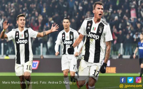 Pukul Inter Milan, Juventus Perpanjang Rekor Tak Terkalahkan - JPNN.COM