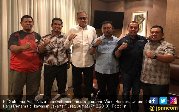 Plt. Gubernur Aceh: Kongres KNPI Sebagai Perekat Kebangsaan - JPNN.COM