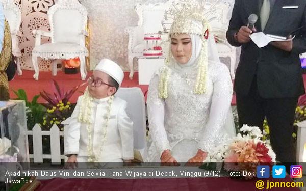 Doa Sahabat untuk Daus Mini, Jangan Cerai Lagi - JPNN.com