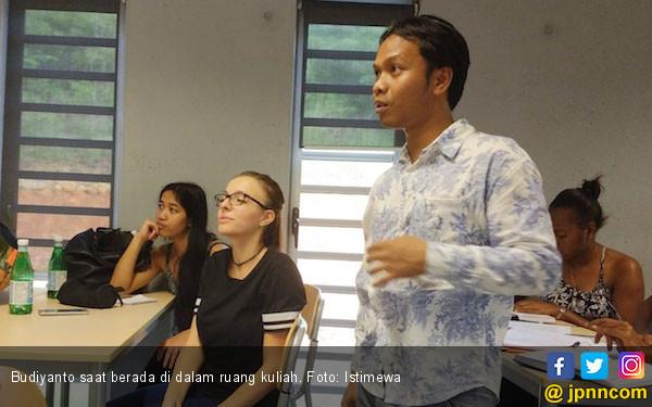 Budiyanto, Pengajar Bahasa Prancis Bersertifikasi Pertama - JPNN.COM