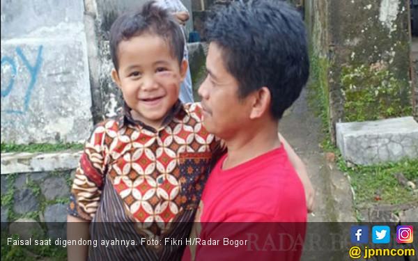 Cerita Bocah 5 Tahun yang Selamat dari Puting Beliung Bogor - JPNN.COM