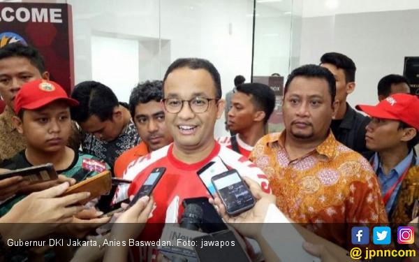 Anies Selalu Disorot karena Berpotensi Maju di 2024 - JPNN.com