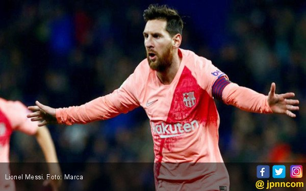 Messi, Messi dan Messi - JPNN.COM