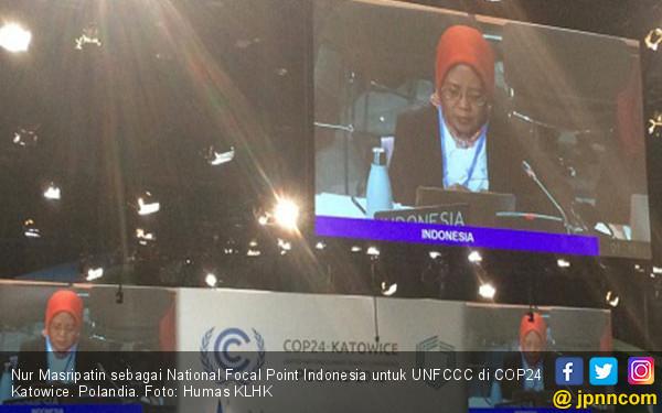 Indonesia Dorong Flexibilitas Perjanjian Paris di COP24 - JPNN.COM