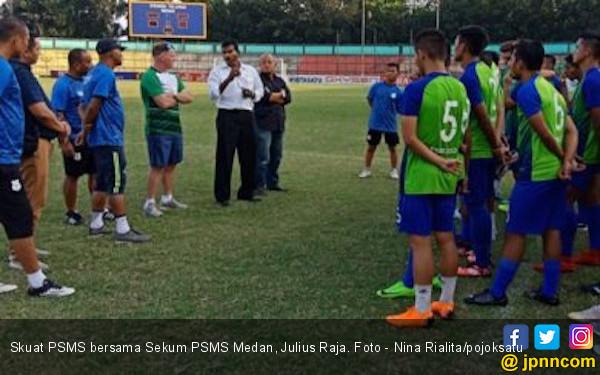 Respons Manajemen PSMS SoalFrets Butuan Hengkang - JPNN.COM