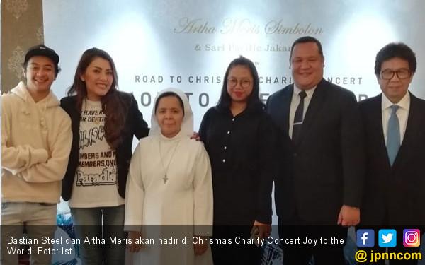 Konser Natal Joy to the World Bersama Artha Meris - JPNN.COM