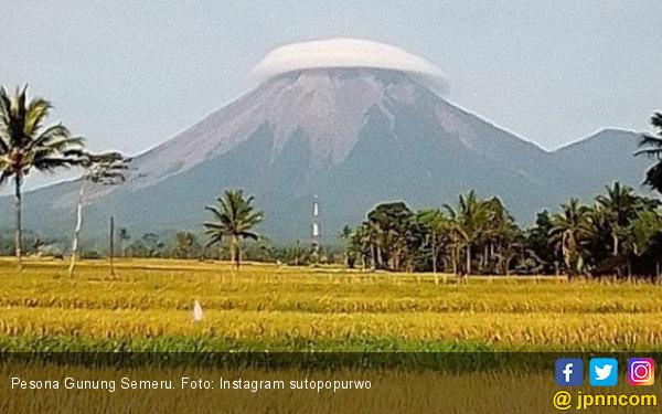 Jalur Pendakian ke Gunung Semeru Akan Dibuka pada Januari 2020 - JPNN.com