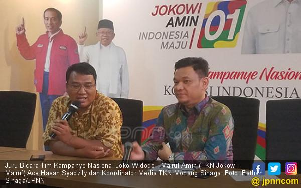Kang Ace: Orang Dekat Saja Meninggalkan Prabowo, Apalagi Rakyat - JPNN.COM
