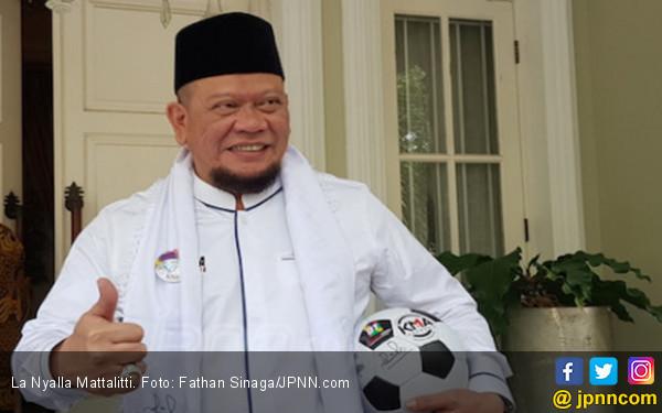La Nyalla Sebut Perubahan PSSI dan Sepak Bola Nasional Ada di Tangan Voters - JPNN.com