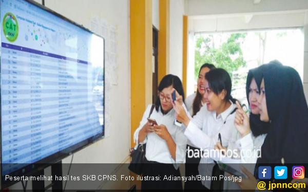 CPNS Hasil Seleksi 2018 Harus Bersyukur - JPNN.COM