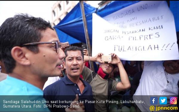 Prabowo - Sandi Disarankan Berhenti Berpura-pura Jadi Korban - JPNN.COM