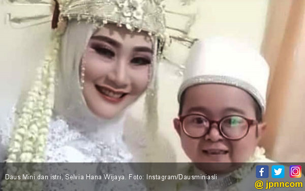 Daus Mini Kesal Istri Dituding Cuma Cari Popularitas - JPNN.com