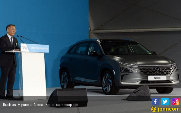 Hyundai Genjot Produksi Mobil Berbahan Bakar Sel Hidrogen - JPNN.com