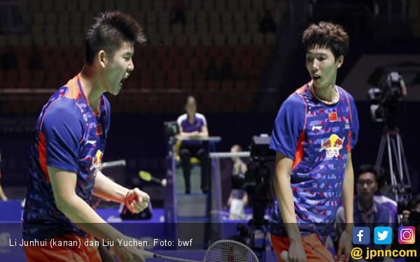 Inilah Aksi Terbaik di BWF World Tour Finals Hari Pertama - JPNN.COM
