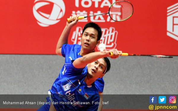 Yes! Ahsan / Hendra Tembus Perempat Final All England 2019 - JPNN.COM