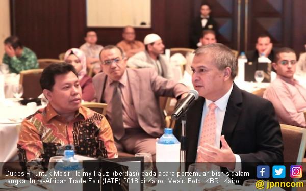 Garap Pasar Mesir, Bukukan Potensi Transaksi Rp 1,48 Triliun - JPNN.COM