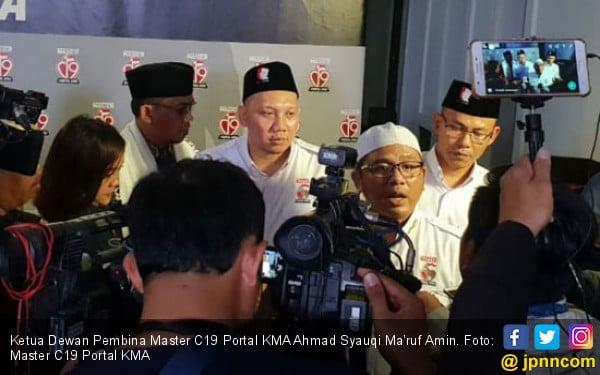 Portal KMA Luncurkan Aplikasi Pendataan Relawan - JPNN.COM