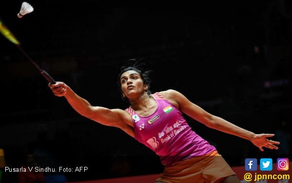 Pusarla V Sindhu Back to Back ke Final BWF World Tour Finals - JPNN.COM