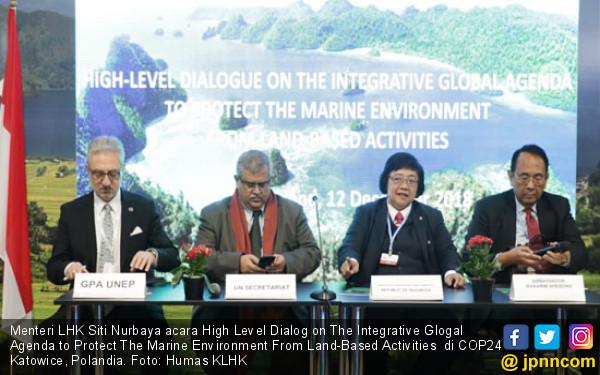 Bali Declaration Mendapat Apresiasi Global pada COP24  - JPNN.COM