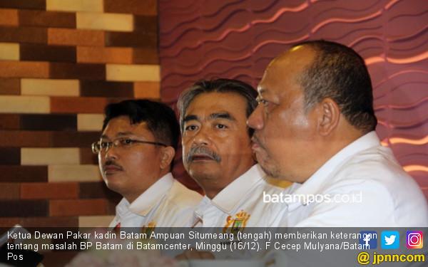 Kadin Dukung Pemerintah Pusat Lebur BP dengan Pemko Batam - JPNN.COM