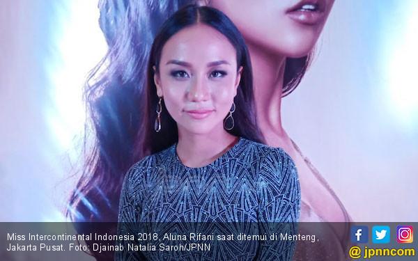Aluna Rifani Optimistis Boyong Mahkota Miss Intercontinental - JPNN.com