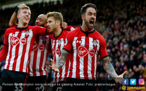 Southampton Nodai Rekor Arsenal - JPNN.com