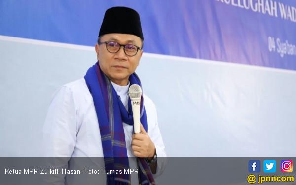 Ketua MPR: Hadapi Pemilu dengan Penuh Persahabatan, Damai - JPNN.COM