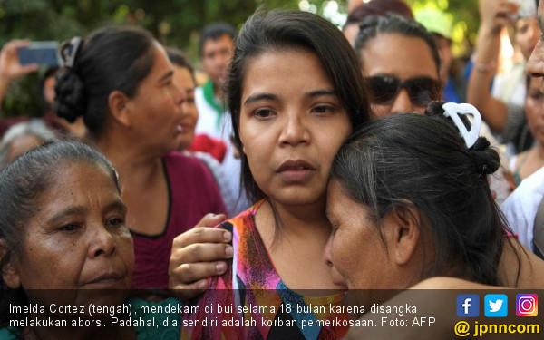 Kisah Pilu Korban Pemerkosaan Masuk Bui karena Dikira Aborsi - JPNN.com