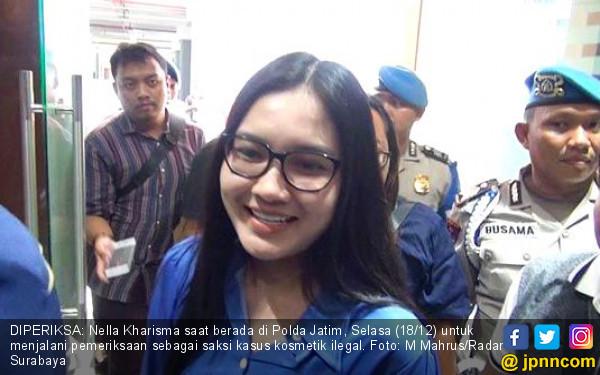 Dituduh Jadi Selingkuhan Mantan Bupati, Begini Respons Nella Kharisma - JPNN.com