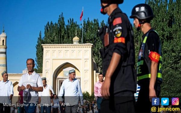 Jepang Sentil Tiongkok soal Warga Muslim Xinjiang - JPNN.com