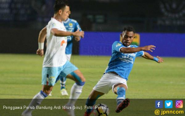 Bintang Persib Bandung Kaget Masuk Timnas Indonesia