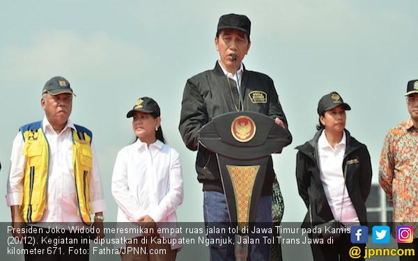 Tol Trans Jawa Diresmikan, ini Harapan Menhub - JPNN.COM