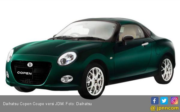 Transformasi Daihatsu Copen Coupe Sebagai Sedan Sport - JPNN.com