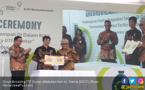 Bangun ITF Sunter, BUMD DKI Berutang ke Bank Dunia - JPNN.com