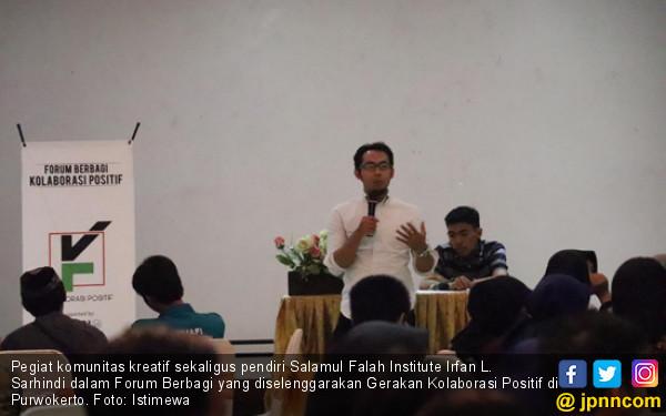 Kolaborasi Positif Bangun Koneksi Komunitas Muda Purwokerto - JPNN.COM