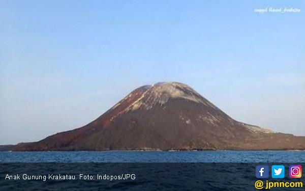 Alkisah Leluhur Anak Krakatau ketika Membelah Jawa-Sumatera - JPNN.COM