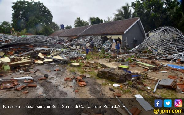 Nia Selamat dari Bencana Tsunami Anyer - JPNN.com