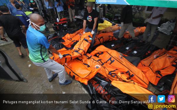 Tsunami Anyer, Dwi Handayani Ditemukan Tewas - JPNN.com