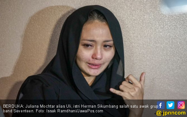Pamitan Terakhir dan Aroma Wangi Tubuh Herman Seventeen - JPNN.COM