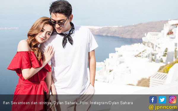 Kangen Istri, Ifan Seventeen Buat Video Romantis - JPNN.com