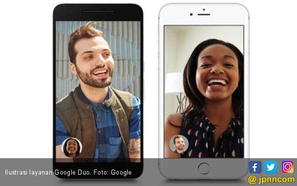 Google Duo Sudah Bisa Panggilan Video Group - JPNN.COM