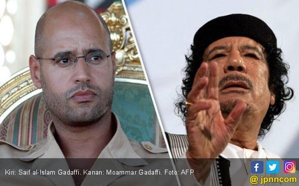 Gandeng Rusia, Dinasti Gadaffi Pengin Kembali Kuasai Libya - JPNN.com