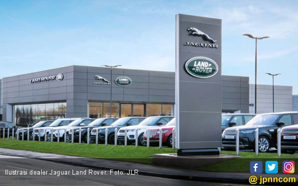44 Ribu Model Jaguar dan Land Rover Kena Recall - JPNN.COM