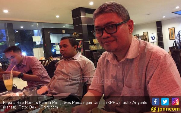 Hari Ini, KPPU Meluncurkan Capaian Kinerja 2018 - JPNN.com