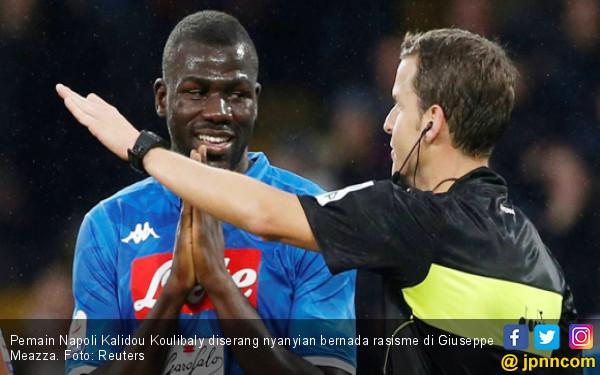 Buntut Laga Lawan Napoli, Inter Milan Dapat Hukuman Berat - JPNN.COM