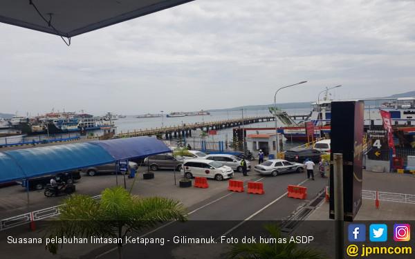 Puncak Arus Tahun Baru, Penumpang Menuju Bali Mulai Naik - JPNN.COM