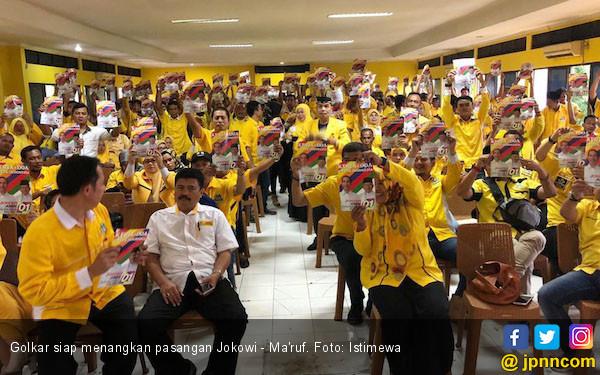 Golkar Optimistis Jokowi Menang di Kabupaten Bogor - JPNN.com